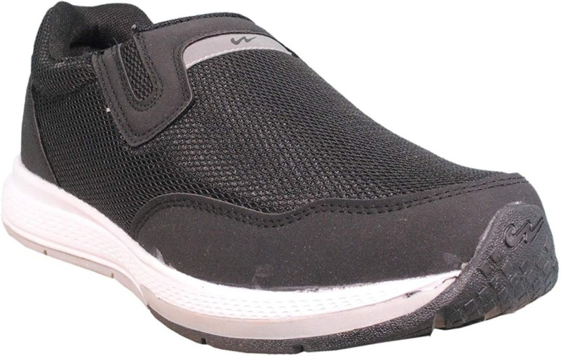 Campus 3G-7235S Walking Shoes For Men(Black)
