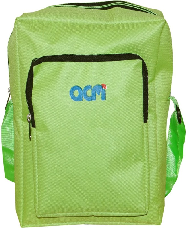 ACM Men & Women Green Messenger Bag