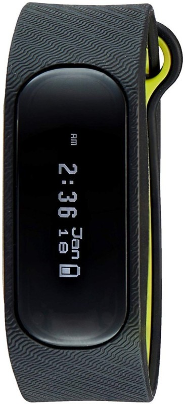 Fastrack Swd90059pp05 Fastrack Reflex Smartwatch for health moniteration Band Digital Black Dial Unisex Watch Digital Watch - For Men & Women