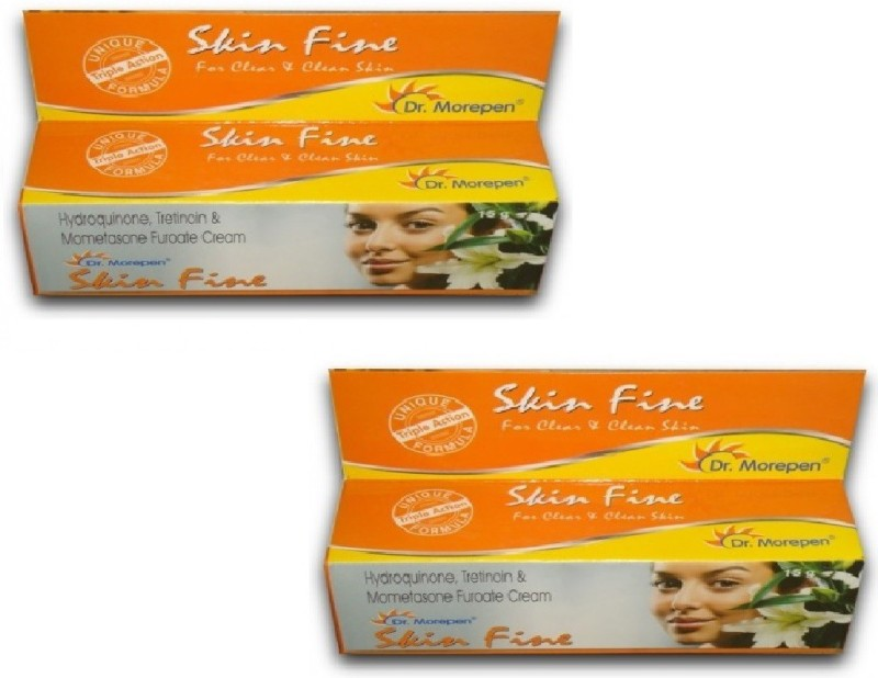 Dr. Morepen Skin Fine cream For Clear & Clean Skin(30 g)
