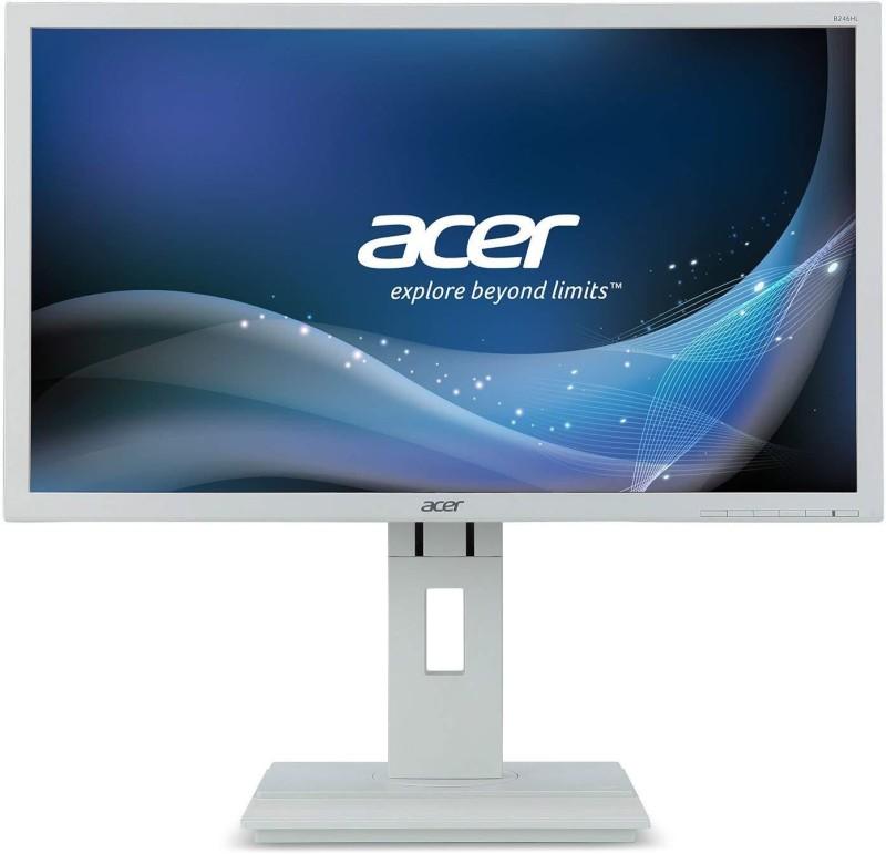 Acer 24 inch Full HD LED Backlit Monitor (B246HL)(VGA, Inbuilt Speaker)