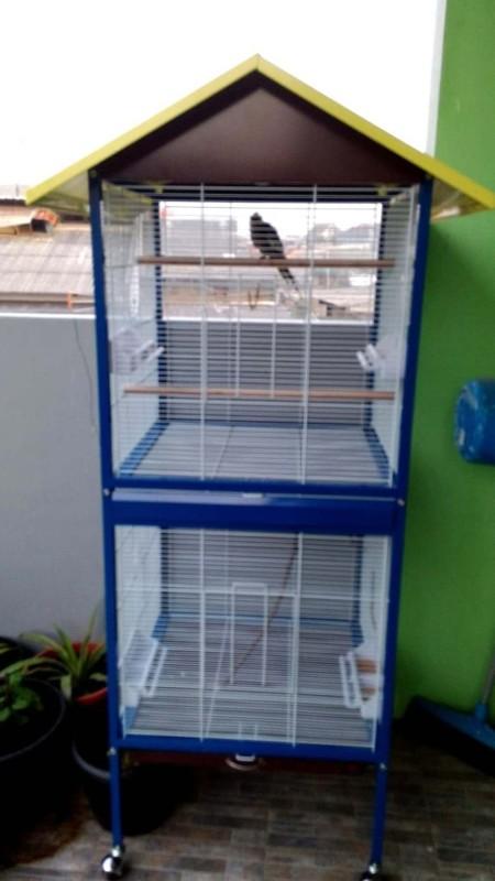 Aquapetzworld A 25 Bird Cage Bird House