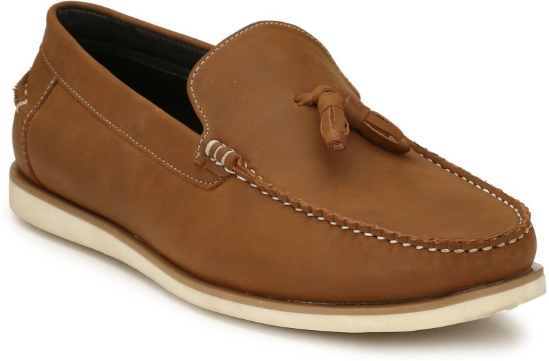 San Frissco Loafers For Men(Brown)