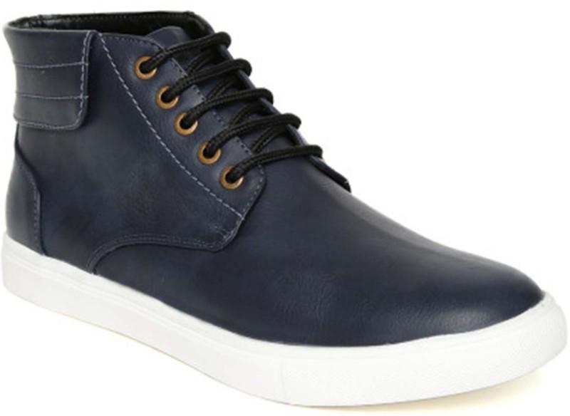 San Frissco Boots For Men(Blue)