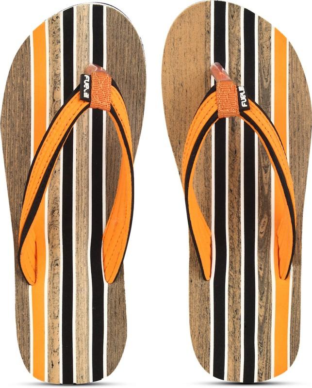 Fuel Women's Comfortable Soft Strap House Beach Slippers Flip Flops