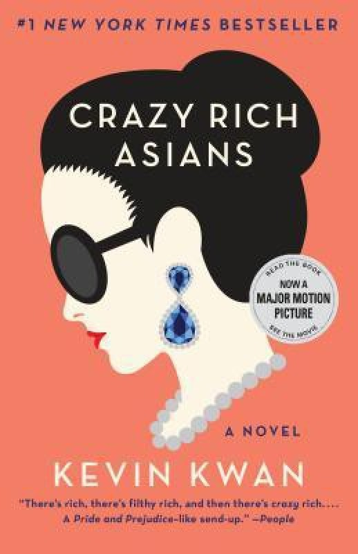 Crazy Rich Asians(English, Paperback, Kevin Kwan)