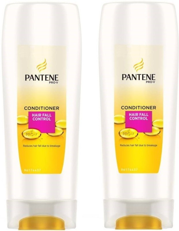 pantene hair fall control conditioner (175 ml) pack of 2(350 ml)