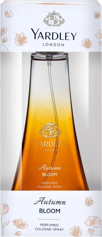 Yardley London Autumn Bloom Perfumed Spray Eau de Cologne - 100 ml(For Women)
