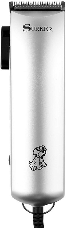 Surker -107 Silver Pet Hair Trimmer