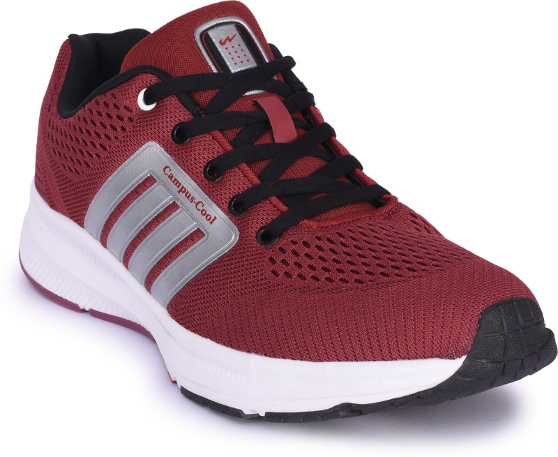 Campus VENTO Walking Shoes For Men(Maroon)