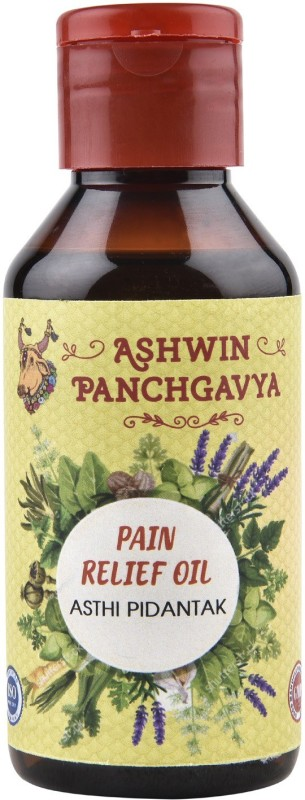 Ashwin Panchgavya Asthi Pidantak Pain Relief Oil Liquid(100 ml)