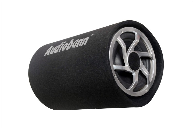 Audiobann 10 Inch D Shape Active Bass Tube (With In Built Amplifier) Subwoofer (Powered , RMS Power: 280 W) AB-BT-1010 Subwoofer(Powered , RMS Power: 4500 W)