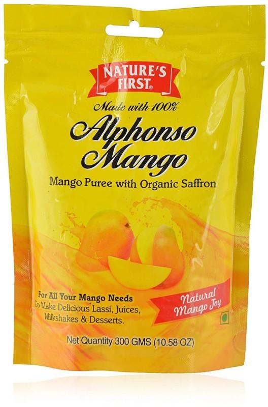 NATURE'S FIRST Alphonso Mango Puree 4.8 kg(16)