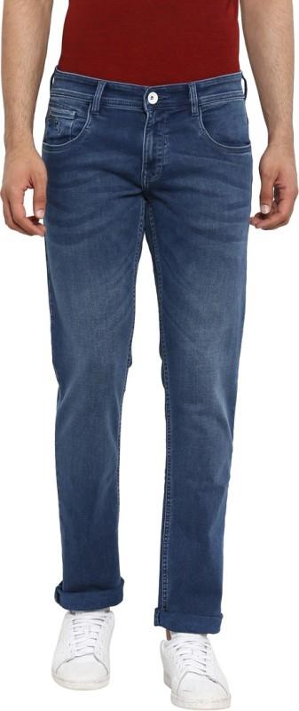 Parx Slim Men Blue Jeans