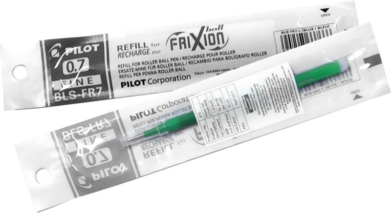 Pilot Green FRIXION BALL 0.7MM REFILL Refill