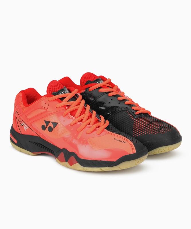 Yonex Badminton Shoes For Men(Pink)