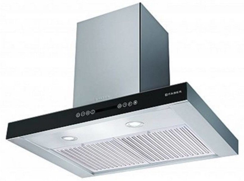 Faber hood classico ts ss tc ltw 90 Wall Mounted Chimney(White 1150 CMH)