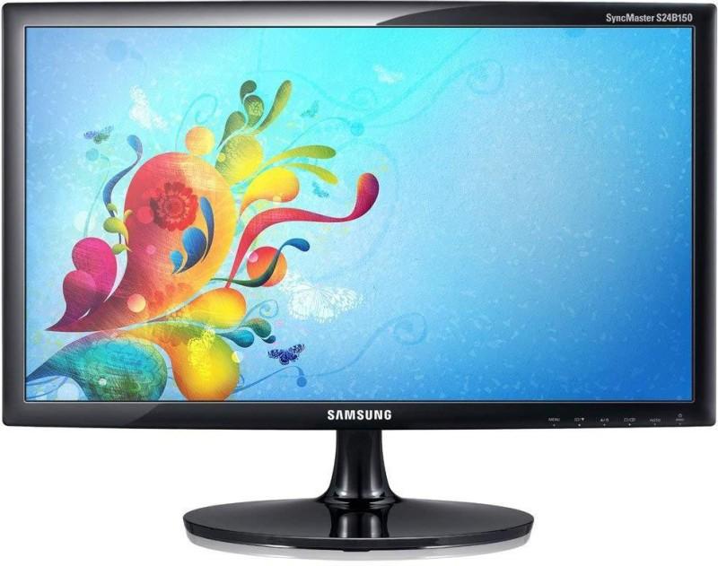Samsung 23.6 inch Full HD Monitor (S24B150BL)(VGA)