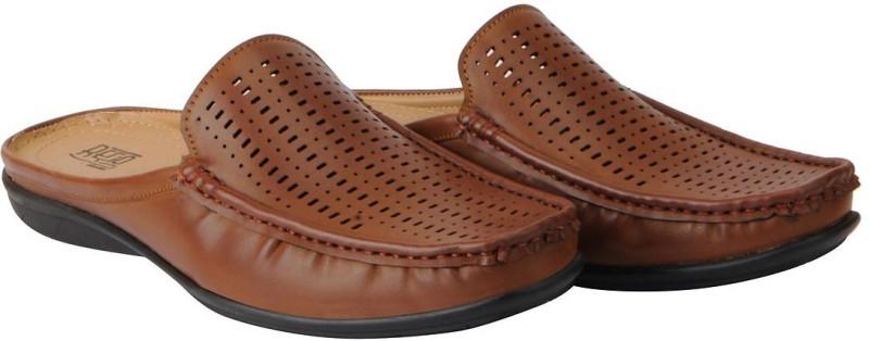 Bata Loafers For Men(Tan)