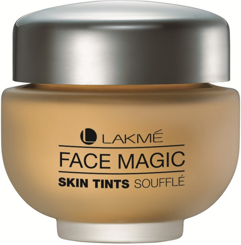 Lakme Face Magic Souffle Foundation(Natural Marble)