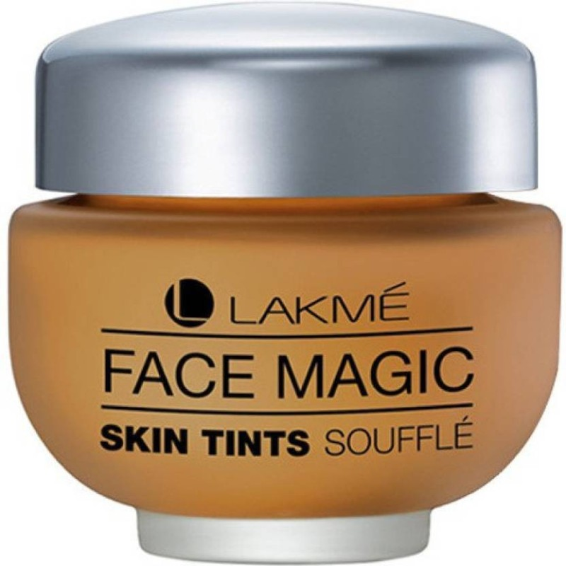 Lakme Face Magic Skin Tints Souffle Foundation(Natural Pearl)