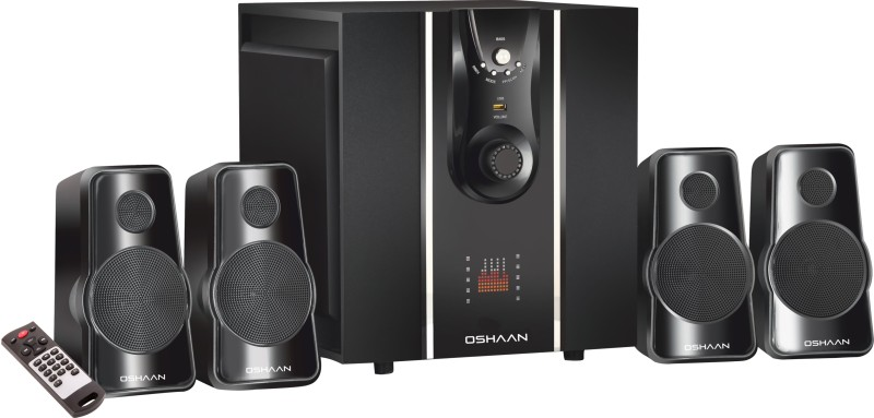 Oshaan L23 (4.1BT) 4.1 Home Cinema(Multimedia Home Theatre System)