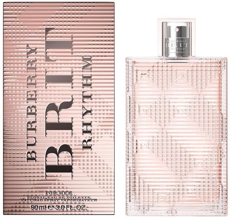 Burberry Brit Rhythm Floral (EDT) Eau de Toilette - 90 ml(For Women)