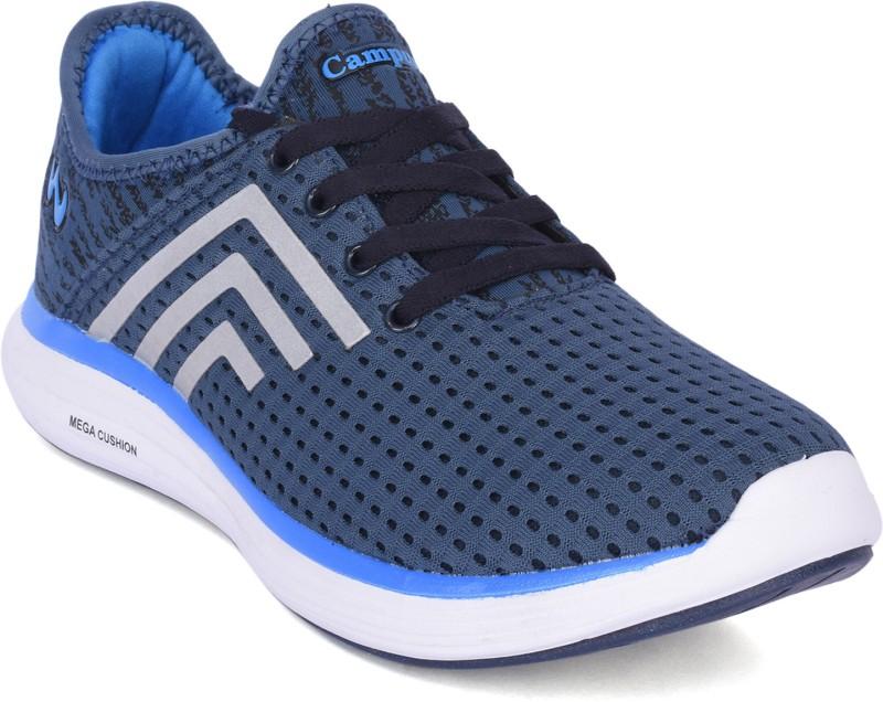 Campus BATTLE X-111 Running Shoes For Men(Blue)