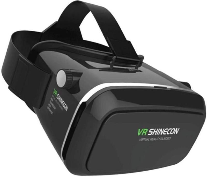 ELECTRO SHINECON VR BOX Virtual Reality 3D Headset Compatible 4inc 5inc 6inc(Smart Glasses)