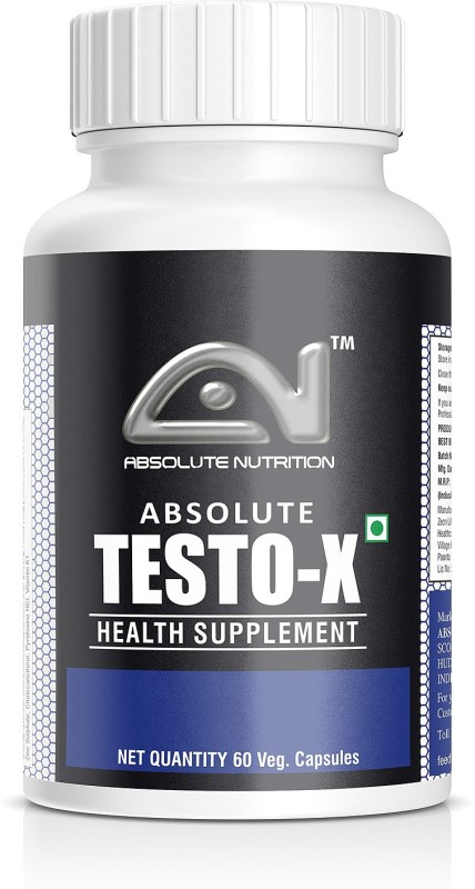 ABSOLUTE NUTRITION Testo_X_60 nos(60 No)