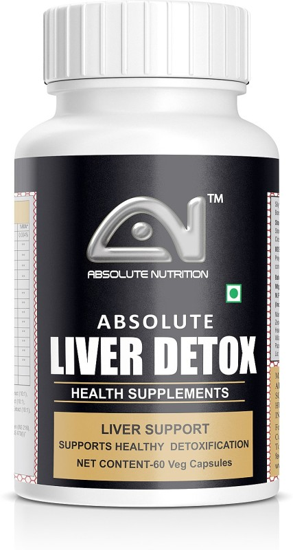 ABSOLUTE NUTRITION Liver_Detox_60 nos(60 No)