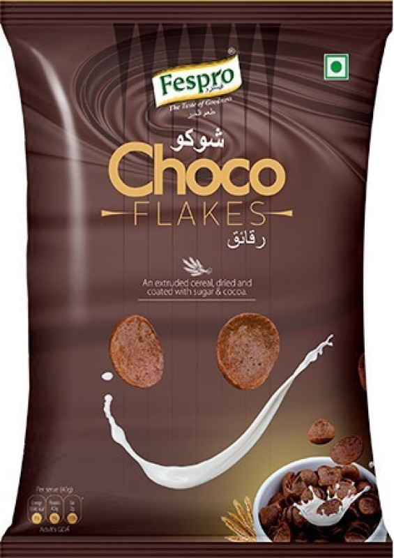 FESPRO CHOCOFLAKES POUCH(250 g, Pouch)