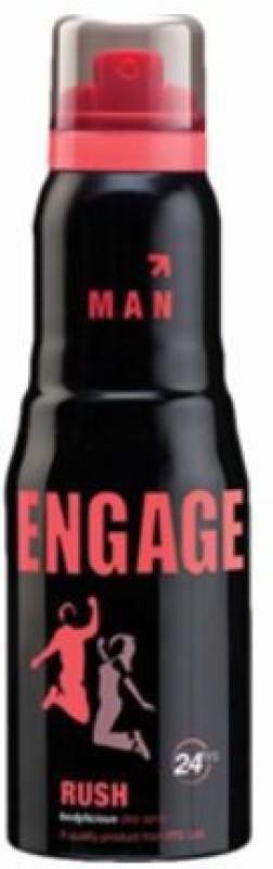 Engage Rush Deo Spray Deodorant Spray - For Men(150 ml)