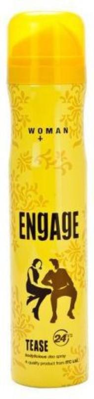 Engage Tease Deo Spray Deodorant Spray - For Women(150 ml)