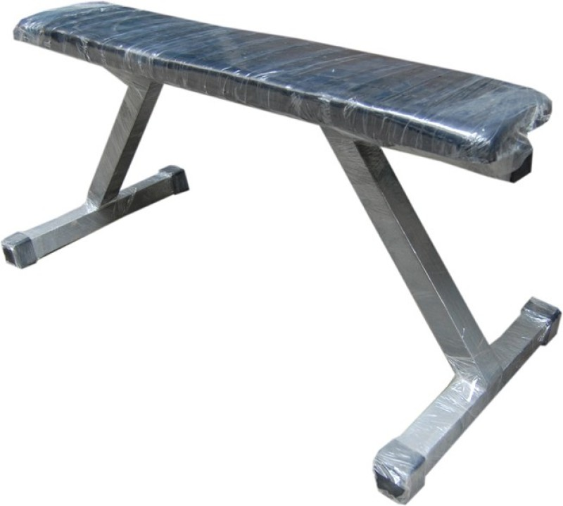 SPANCO Flat (Foldable) Flat Fitness Bench