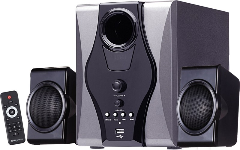 Oshaan S15 2.1 BT 2.1 Home Cinema(Multimedia Home Theatre System)