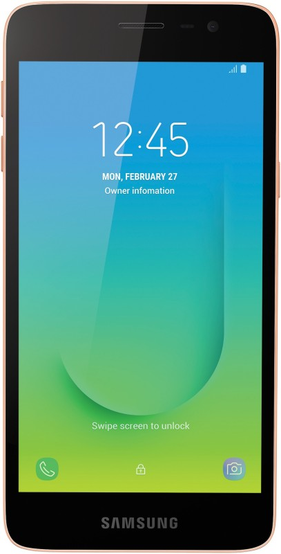 Samsung Galaxy J2 Core (Gold, 8 GB)(1 GB RAM)