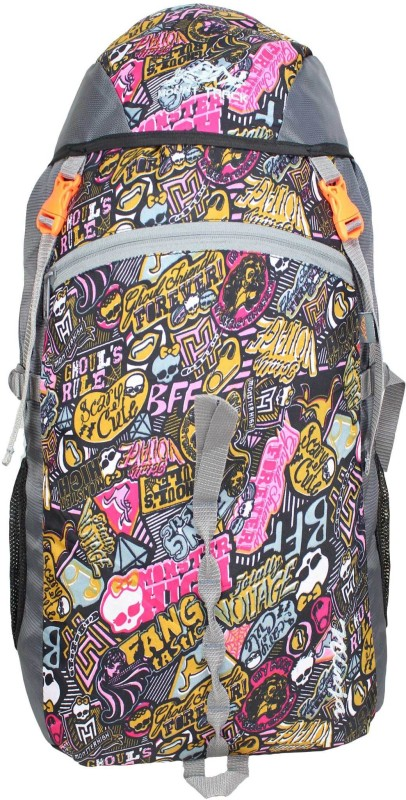 Mount Track 40 Ltrs Rucksack, Hiking & Trekking Backpack Rucksack - 40(Multicolor)