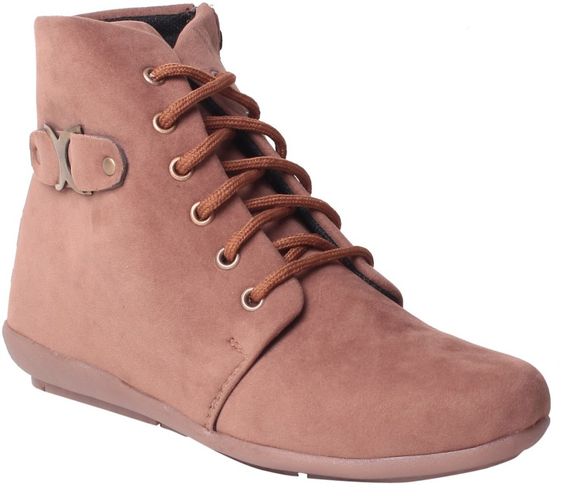 MSC Boots For Women(Pink)