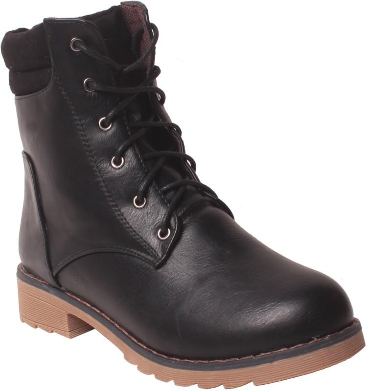 MSC Boots For Men(Black)