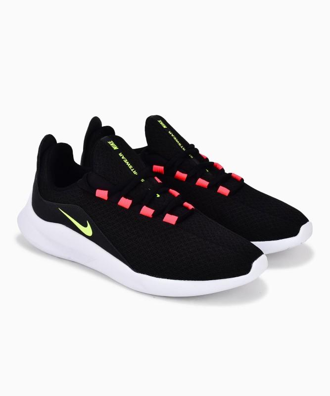 Nike VIALE Walking Shoes For Men(Black)