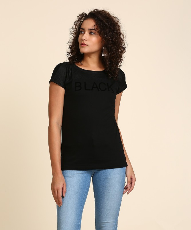 2609e740ce012 Wrangler Women Tops & T-Shirts Price List in India 12 July 2019 ...