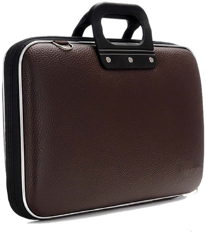 AirLeather 15.6 inch Laptop Messenger Bag(Brown)