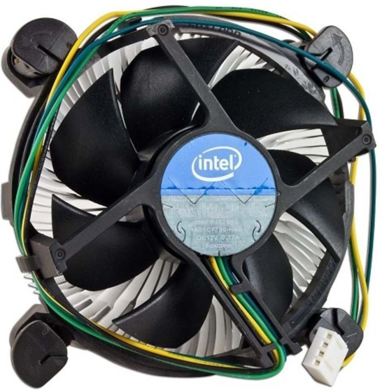 Intel Socket 1155/1156/1150 Cooler(Black)