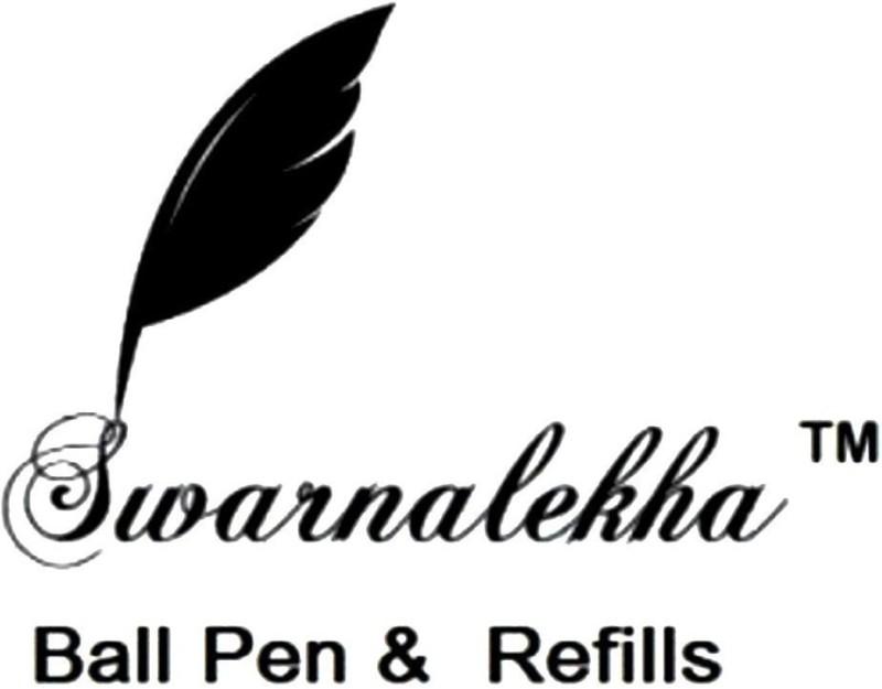 Swarnalekha Ballpoint Refill for Cross Ballpoint Pens, Blue Ball Pen Refill(Pack of 5)