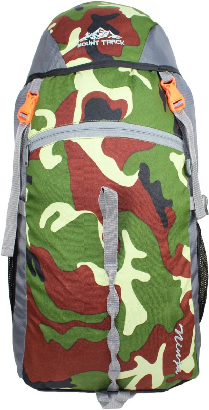 Mount Track inja 40 Ltrs Rucksack, Hiking & Trekking Backpack Rucksack - 40(Multicolor)