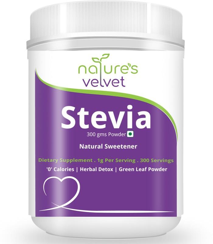 Natures Velvet Lifecare Stevia Leaf Powder 300Gms Nutrition Drink(300 g, Natural Flavored)