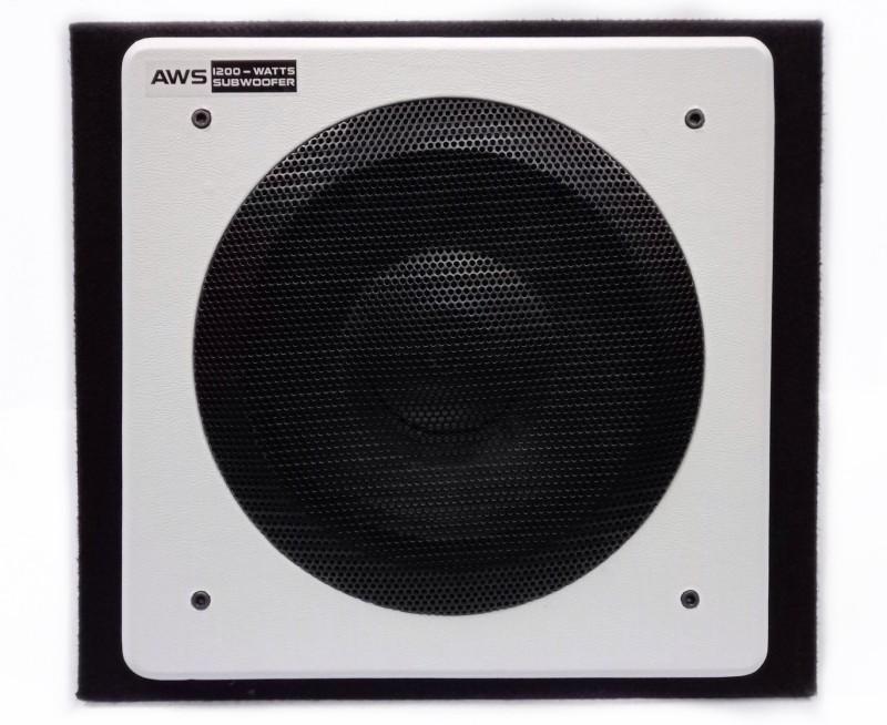 AWS 12FWV 38423034PP AWS - 12FWV 38423034PP Subwoofer(Powered , RMS Power: 1200 W)
