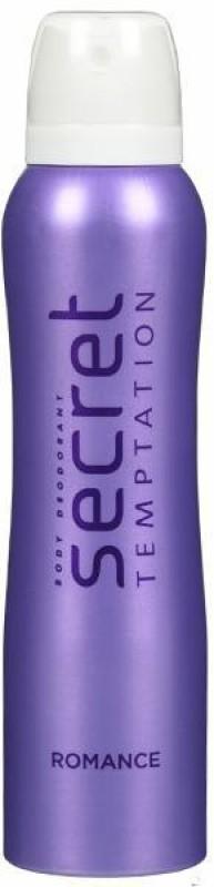 Secret Temptation Romance Deodorant Spray - For Women(150 ml)