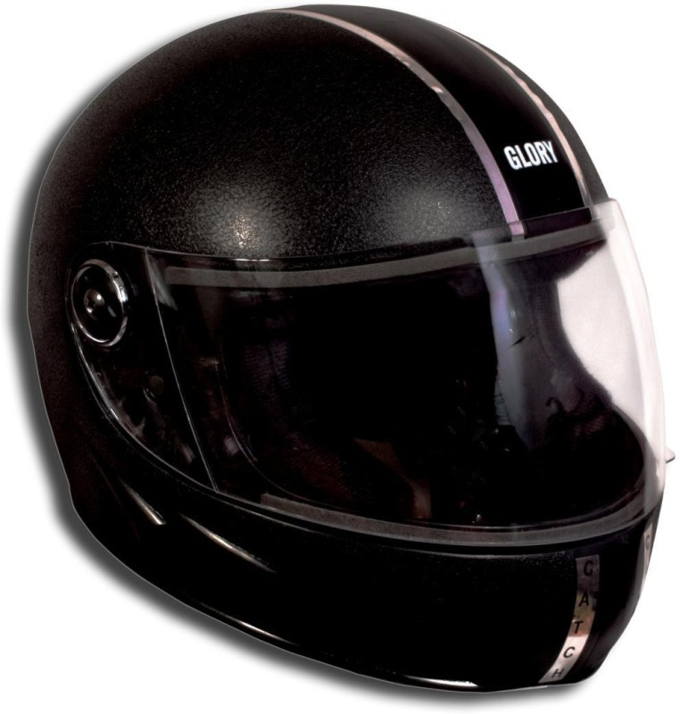 MOTOFLY Glory Full Face (isi approved) Motorbike Helmet(Black)